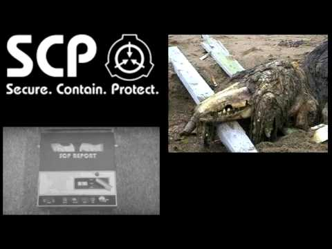SCP Diaries SCP-682