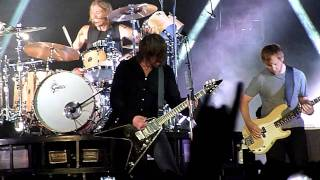 Foo Fighters feat. Lemmy - Probot - Shake Your Blood - live @ Wuhlheide Berlin - 18.06.2011 - HQ