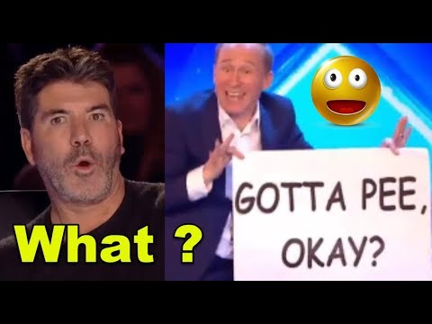 Top 10 SUPER FUNNY Comedians of ALL THE TIMES on America & Britain Got Talent