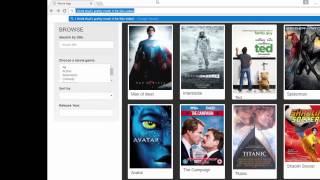 Creating a Movie App - AngularJS