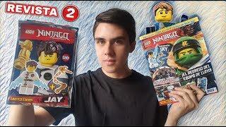 REVISTA LEGO NINJAGO N°2  | Diego Lóppz