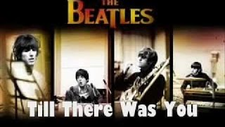 Till There Was You. The Beatles. Piano