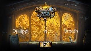 [RU] DrHippi vs Breath, Hearthstone World Championship 2016