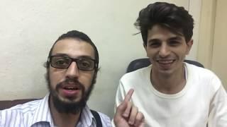أحمد العمري وعباس جعفر