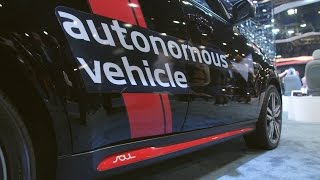 Cutting-Edge Car Trends at CES 2017   Consumer Reports