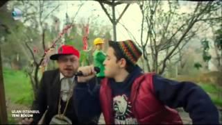Ulan İstanbul 24.Bölüm - Hayati Rap Yapıyor!