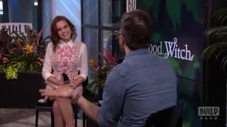 Bailee Madison Speaks On  Good Witch Season 3