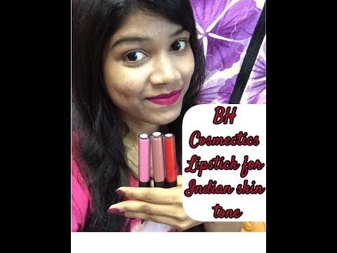BH Cosmetics Liquid Lipstick for Indian Skin Tone |