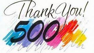 CONTEST 500 ISCRITTI(handre e tawan insegnanti)