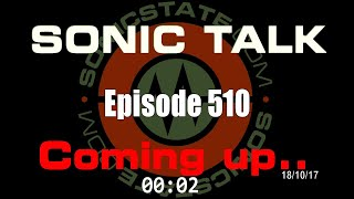 Sonic TALK 510 - Squishy Artefacts