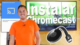 Cómo instalar chromecast | Configurar el chromecast en android