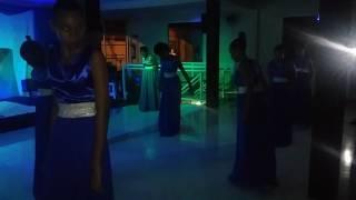 Ministério de dança/ Beleza da santidade: Para ti eu vou