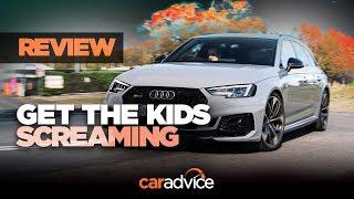 REVIEW: Audi RS4 Avant
