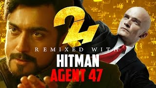 24 Teaser Remixed With Agent 47 (2K)