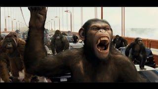L'alba del pianeta delle scimmie   Film Completo in Italiano