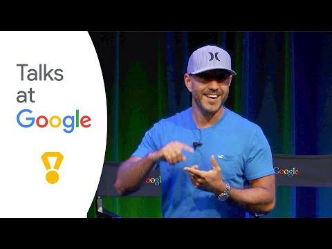 Shawn Stevenson Sleep Smarter Talks at Google