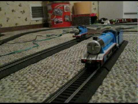 Thomas Gets Tricked Thomas and Gordon Redo