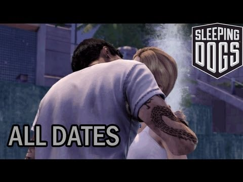 Sleeping Dogs - All Dates