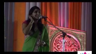 मंच संचालक विपुल विद्रोही और कवयित्री भुवन मोहिनी में मज़ेदार नोकझोक dr bhuvan mohini