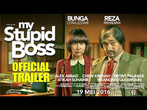 My Stupid Boss | Official Trailer | In Cinemas May 19