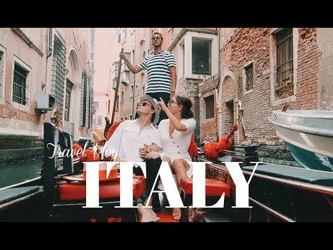 TRAVEL VLOG an Italian summer. Verona Crema & Venice