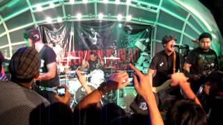 SUPERMAN IS DEAD★'Hanya Hari Ini'★Live in Kuala Lumpur, 29/10/2011