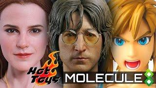 Molecule8 HOT TOYS TheeZero y mas maravillas de plastico!! HABI TOYS