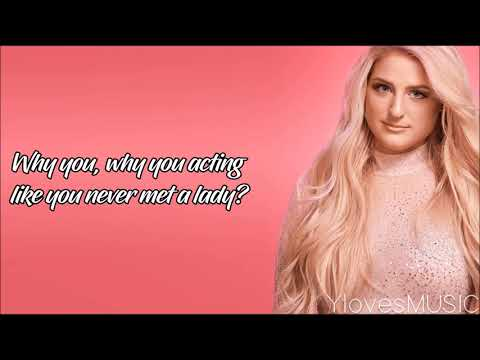 Meghan Trainor - No Excuses (Lyrics)