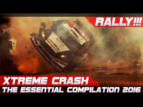BEST OF EXTREME RALLY CRASH 2016 THE ESSENTIAL COMPILATION PURE SOUND