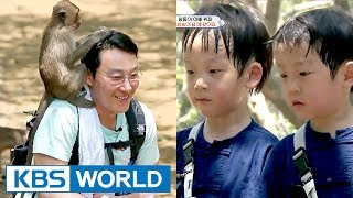 Twins go to Monkey Island in Vietnam! [The Return of Superman / 2017.07.02]
