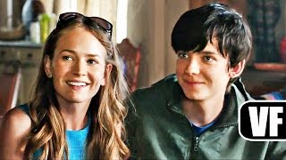 THE SPACE BETWEEN US Bande Annonce VF (2016) Britt Robertson