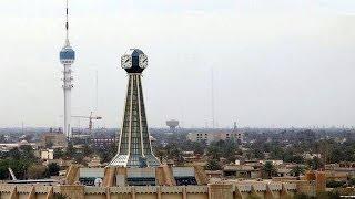 ساعة بغداد بنغمتها الاصلية