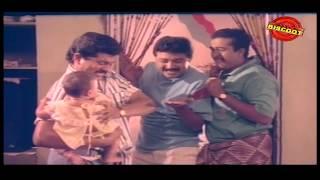 Thoovalsparsam Malayalam Movie Comedy Scene | Saikumar | Mukesh | Comedy Malayalam