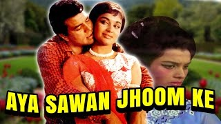 Aya Sawan Jhoom Ke (1969) Full Hindi Movie | Dharmendra, Asha Parekh, Balraj Sahni