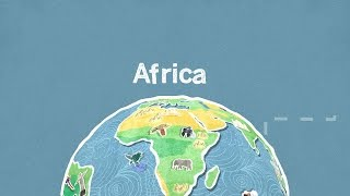 Come explore...Africa with Lonely Planet Kids