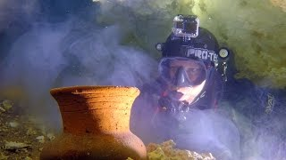"""GoPro: """"Place of Fear""""   Searching The Maya Underworld   Part I"""