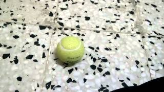 How to bowl leg spin with tennis ball
