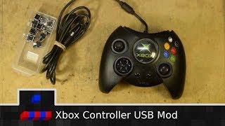 0x0002 - Xbox Controller USB Mod