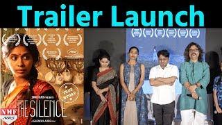 'The Silence' Official Trailer Launch   Marathi Movie   Anjali Patil, Nagraj Manjule