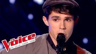 The Voice 2015│Lilian Renaud - Octobre (Francis Cabrel)│Blind audition