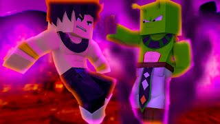 Minecraft: DRAGON BLOCK GOD - O FIM DE TUDO E TODOS !!! ‹ Ine ›