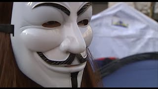 V for Vendetta: Alan Moore - the man behind the mask | Channel 4 News