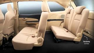 Honda Mobilio Interiors Features