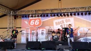 Fire, as performed by Blak Reign (www.BlakReignRocks.com)
