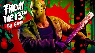 WE FINALLY ENDED JASON!?! - Friday the 13th Game with The Crew!
