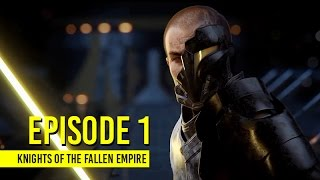 STAR WARS: Knights of the Fallen Empire | Story & Cutscenes | Episode 1: The Hunt