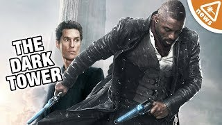 How Will The Dark Tower Movie Connect to the TV Show? (Nerdist News w/ Dan Casey)