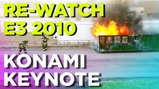 Time Warp! Re-Watch Konami