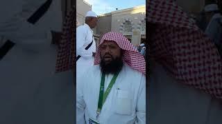 Saudi arab mai Eid Milad Ki Jhuti Khabar By Shaykh Muzafar Masjid E Nabwi صلى الله عليه وسلم