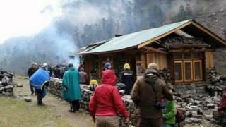 Langtang Earthquake(The Black Day)